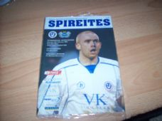 Chesterfield v Peterborough United, 2004/05